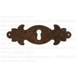 Bocchetta per mobili antichi - Ferro MG8116