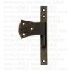 Cerniera aletta forgiata per porte a telaio 09705