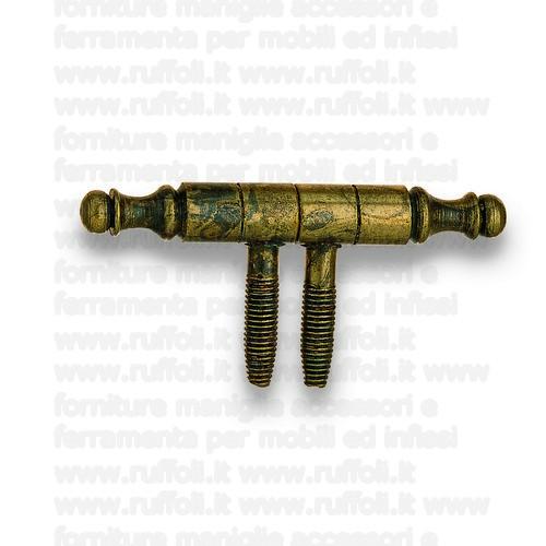 Cerniera anuba per mobili antichi 11997