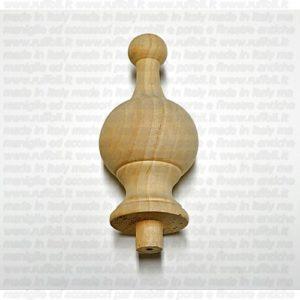 pigna puntale per mobili antichi