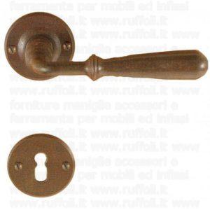 Maniglia in ferro per porte 09001