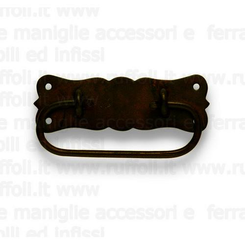 Maniglia Ferro per mobili antichi MG2341