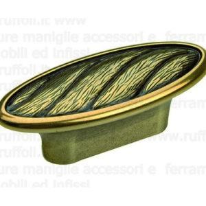 Maniglia per mobili vintage - oro valenza