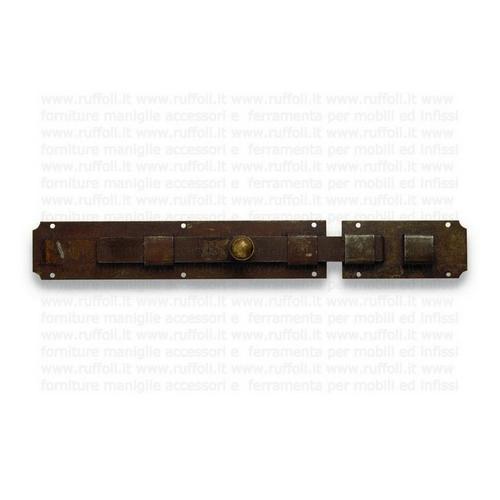 Catenaccio orizzontale pesante - 350mm - 11525