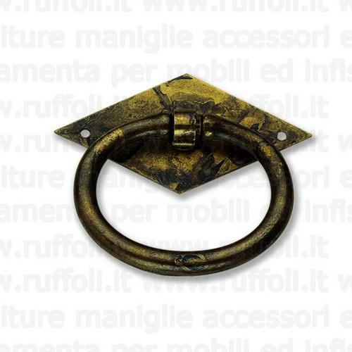 Maniglia per mobili antichi 2904/06