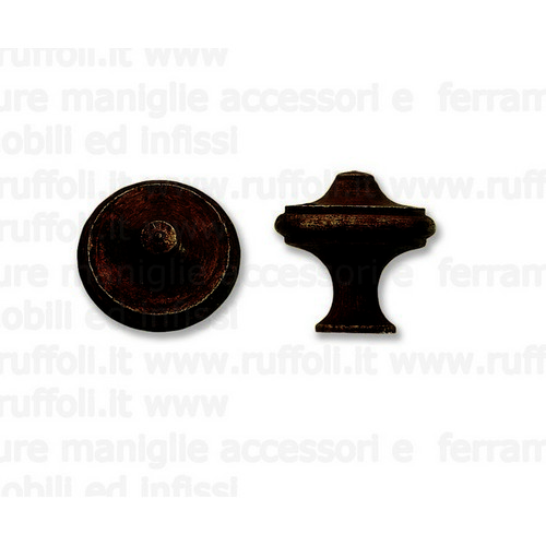 Pomolo per mobili - Ferro anticato 5779/83