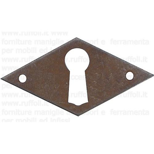 Bocchetta per mobili antichi - Ferro 20400/02