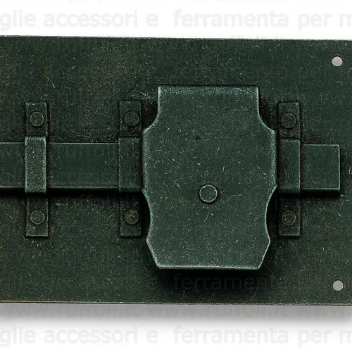 Serratura per mobili antichi 9184/34