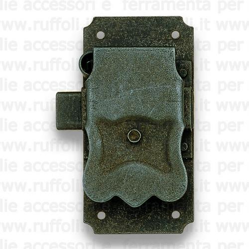serratura per mobili antichi 9161 81 ruffoli On serrature per mobili arte povera