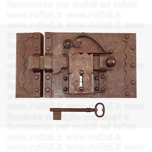 Serratura da portoni FS195