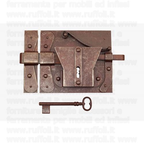 Serratura da portoni FS192