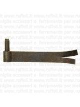 Cerniera per porte - Cardine a muro 09236A/B
