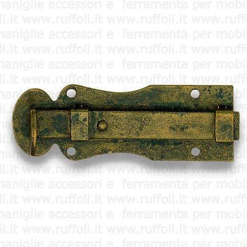 Catenaccio per mobili antichi 11470/78