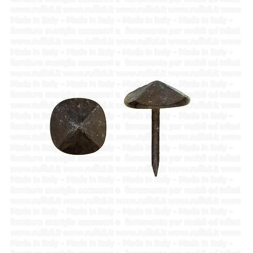 Chiodo a piramide - Ferro anticato 091132/34