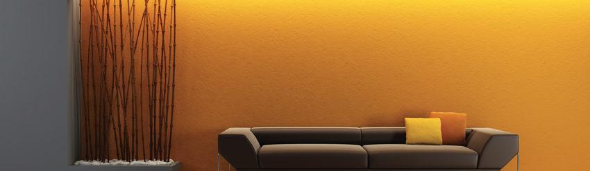 colori e vernici - parete gialla - belle arti - Ruffoli