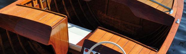 cosmetici per il legno - woody - colori e vernici - Ruffoli - barca