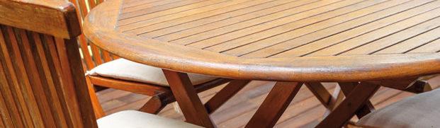 cosmetici per il legno - woody - colori e vernici - Ruffoli - tavolo
