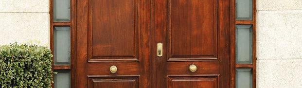 cosmetici per il legno - woody - colori e vernici - Ruffoli - portone