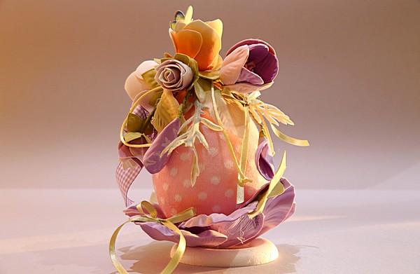 """8 APRILE – Laboratorio creativo """" Uovo pasquale """""""