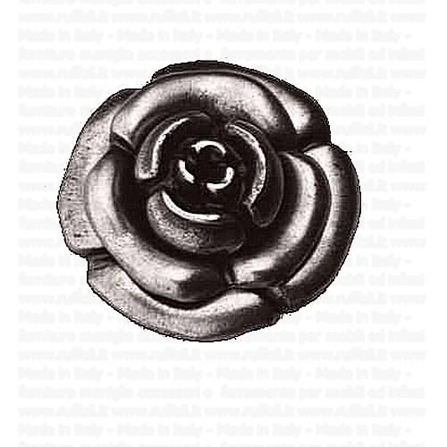 pomolo per mobili-rosa argento vecchio 00003