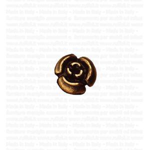 pomolo per mobili-rosa- oro vecchio 00001