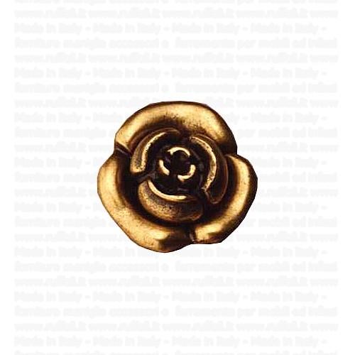 pomolo per mobili-rosa- oro vecchio 00002