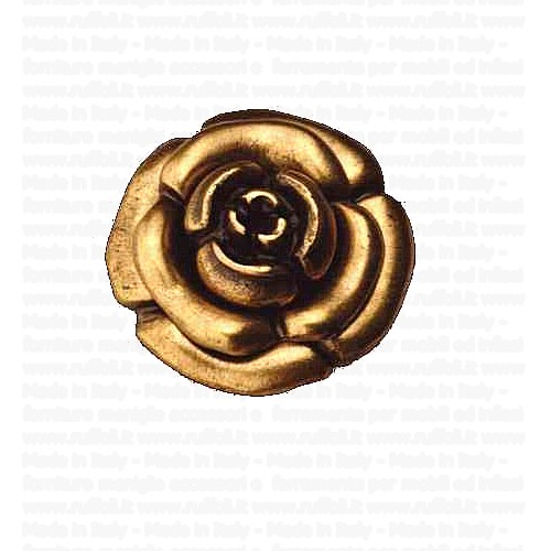 pomolo per mobili-rosa- oro vecchio 00003