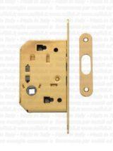 Kit porte scorrevoli - ottone - serratura - pam