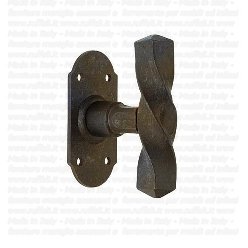 Maniglia martellina per finestre – Ferro Forgiato