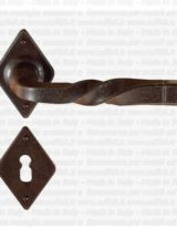 Maniglia per porte – Ferro Forgiato - Fm027