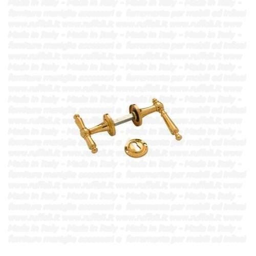maniglia da porta in stile - Ottone - Pam 565
