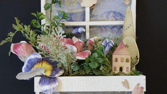"""26 Maggio- Laboratorio """" Un balcone in fiore """""""
