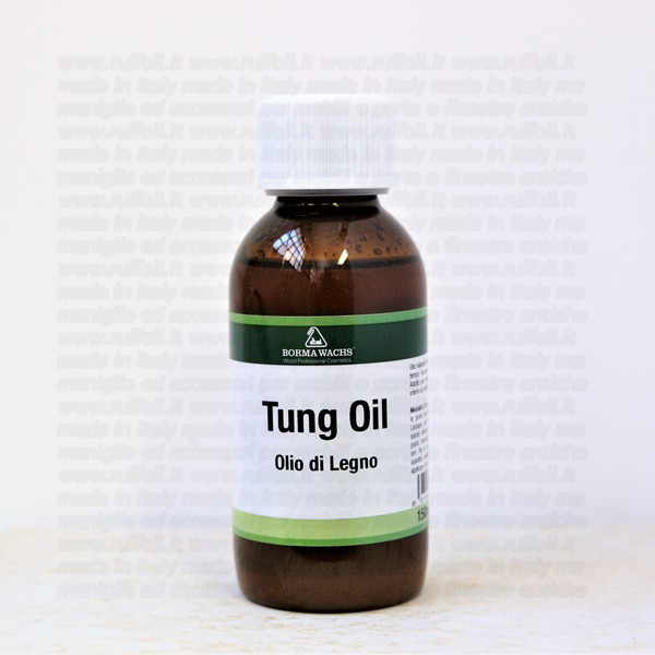 tung oil 150 ml