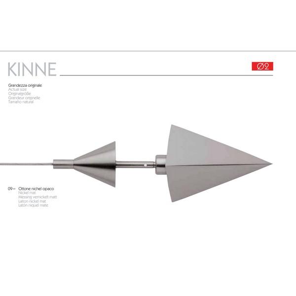Reggitenda Kinne , Casa valentina