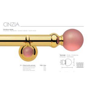 Reggitenda Cinzia rosa